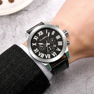 Luxury Business Casual Quartz Stainless Steel Dial Watch Hot Bracelet Watch