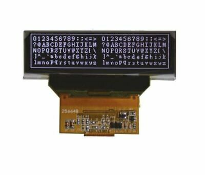 BL25664WRNHn$ Bolymin 1.77in White OLED Display 256 x 64pixels SSD1322 Interface