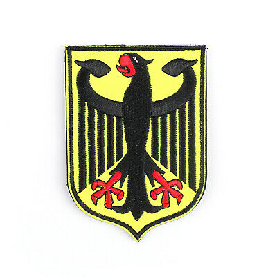 GERMANY EAGLE OF German Flag Deutschland Country Tactical