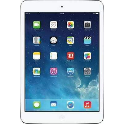 "Apple iPad mini 1st Gen 16GB Wi-Fi+Cellular (Unlocked) 7.9"" - White & Silver"