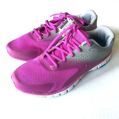 64685c6e9831a C9 By Champion Women s Purple Gray Lace Up Athletic Running Sneakers Size 10