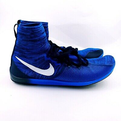 55687637720933 NEW TRACK FIELD Mens Size 9 Nike Zoom Victory 4 XC Racing Shoes Blue ...