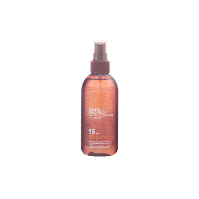 Cara Piz Buin unisex TAN & PROTECT oil spray SPF15 150 ml