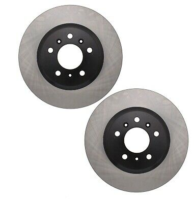 New Pair Set of 2 Brake Disc Rotors 302mm ACDelco For Buick Lucerne Chevy Impala
