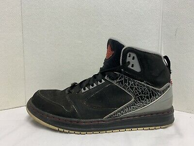 Nike Air Jordan Sixty Club Shoes 11 Black Red White Stealth Sneakers  535790-002 b77f43f503