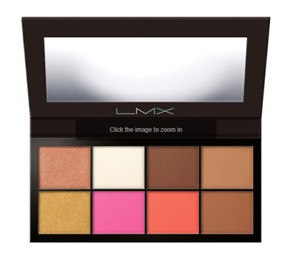 LMX By Little Mix Turn Up The Base Face Palette