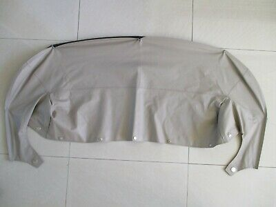 Mazda MX5 Montana / Indiana / Icon Cream Tonneau Cover in Excellent Condition