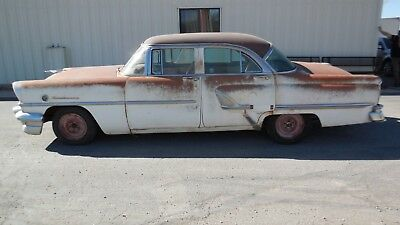 1955 Mercury Monterey  1955 MERCURY MONTEREY TRUE ARIZONA BARN FIND