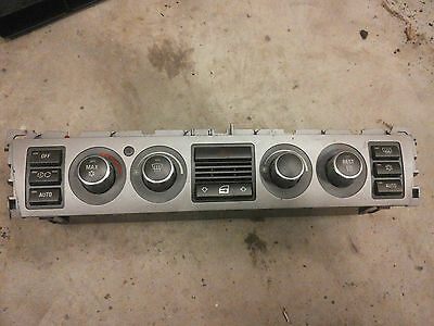 Bmw E65 E66 7 Series Facelift Heater Control Switch Unit 6956611