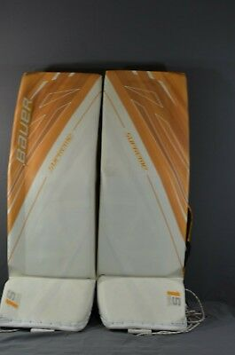 BAUER SUPREME 1S OD1N Pro Return Goalie Blocker - $149 99