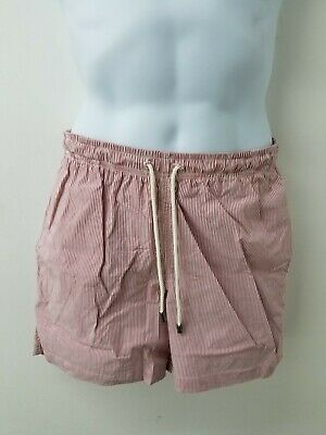 e716d2bdc9 SOLID & STRIPED Men's swim shorts THE KENNEDY Red Stripes - $20.00 ...