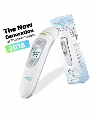 Baby Forehead Thermometer With Ear Function (B. Weiss)