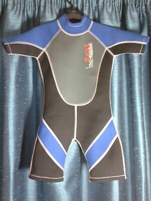 2ef5492898 NALU WAVE WARE CHILDS SHORTIE STYLE WETSUIT CHEST SIZE 24