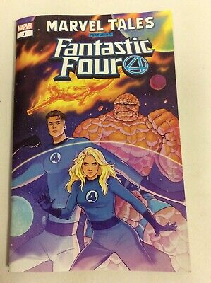 Marvel Tales Fantastic Four #1 Marvel Comic 1st Print 2019 unread NM