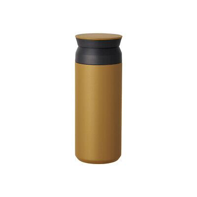 KINTO TRAVEL TUMBLER 500ml Coyote Gold 20947 Thermo Mug Bottle from JAPAN