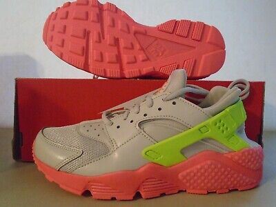 quality design acf24 f892d New Nike Womens Air Huarache Run Sand Volt punch Running shoes sz 7.5