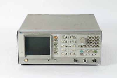 HP 8756A Scalar Network Analyzer