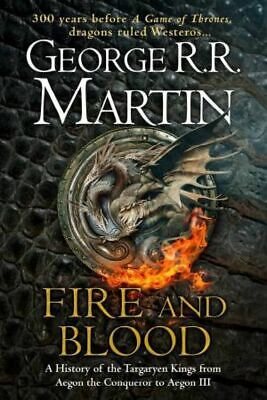 Fire And Blood - George R R Martin - Hardcover CLEARANCE STOCK
