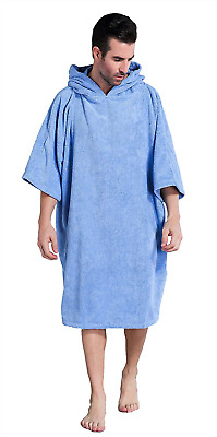 Winthome Changing Bath Robe, Surf Poncho Towel with Hood