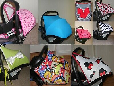 car seat hood canopy sun shade hood fit maxi cosi cabriofix  only handmade