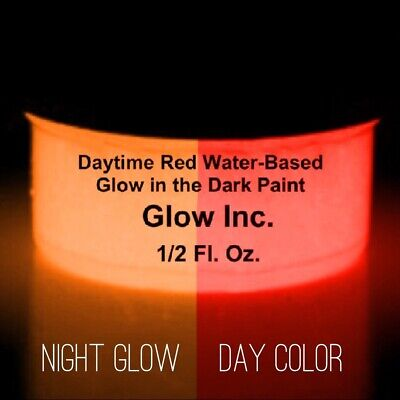 Daytime Red Water-Based Paint
