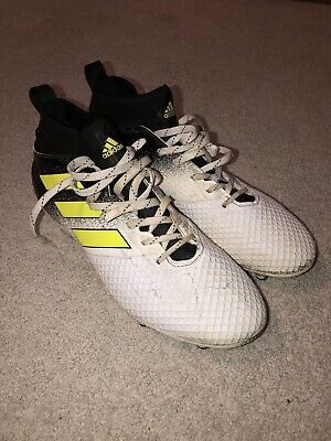df3b6c88f NEW MENS ADIDAS Ace 17.3 Fg Soccer Cleats By2196-Size 6.5 -  49.99 ...