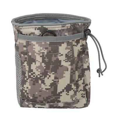Bag Utility Hunting Storage Bag Military Molle Tactical Magazine Dump Belt FW