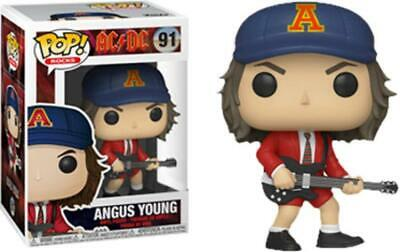 AC/DC - Angus Young Pop! - Red Jacket - FunKo Free Shipping!
