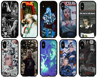 the latest 2228f b5353 NEW BILLIE EILISH Khalid Skin Phone Case Cover for Iphone for Samsung for  Huawei