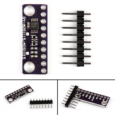 ADS1115 16Bit Analog-Digital Wandler 4 Canal Amplificateur Board Pour Arduino AF