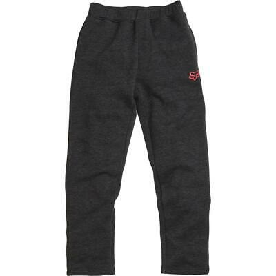 NEW Fox Racing Swisha Fleece Youth Pants - Heather Black from Moto Heaven