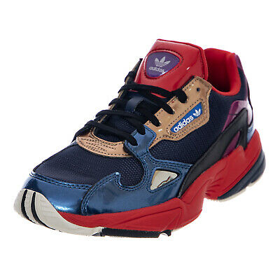 SNEAKERS DONNA ADIDAS Falcon D96700 Scarpa Woman Tribes Snkrs Room ... c7f83bfb52b