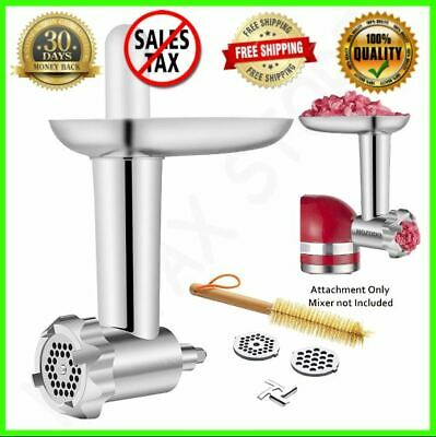 METAL KITCHENAID MEAT GRINDER ATTACHMENT for Home Food Stand ...