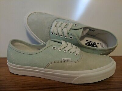 292012bd76 VANS New Authentic Washed Nubuck Canvas Vault Men Size USA 9 UK 8.5 EUR 42