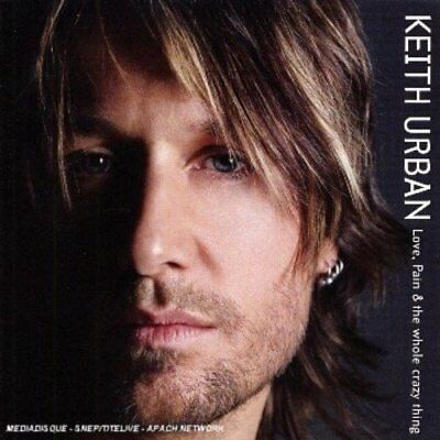 Keith Urban - Love, Pain & the Whole Crazy Thing (CD)