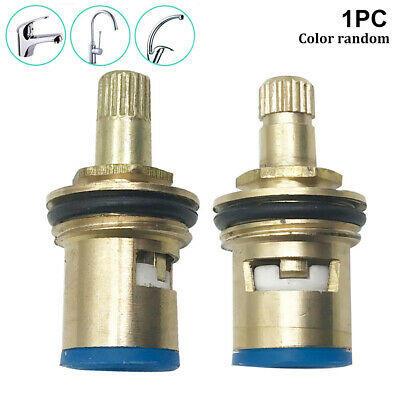 1/2 Inch Turn Tap Ceramic Replacement Temperature Control Valve Brass Faucet