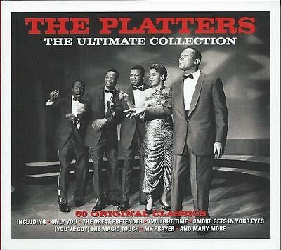 The Platters - The Ultimate Collection / Best Of / Greatest Hits 3CD NEW/SEALED
