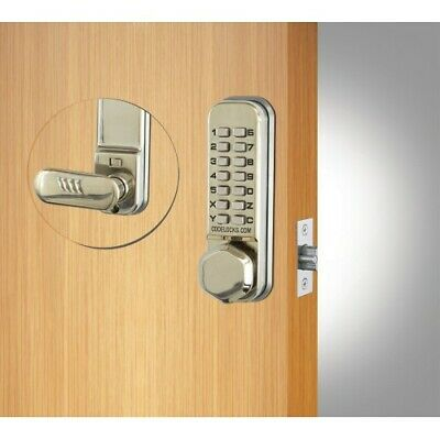 Codelocks CL255 Mortice Latch SS RRP £110