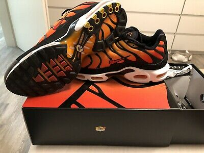Plus AIR MAX US13 5 TN Haifisch UK12 OG NIKE 47 Orange Gr