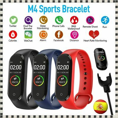 Pulsera Reloj Inteligente M3 Smart Watch Band SmartWatch Android IOS Bluetooth