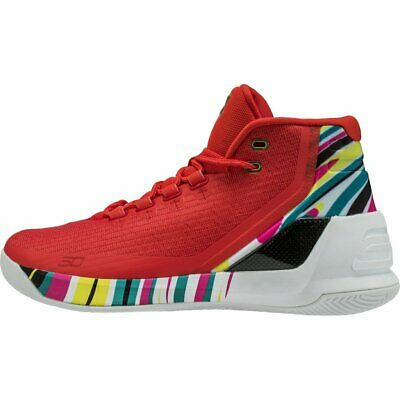 ee02870300b6 NEW Under Armour UA Steph Curry 3 CNY Chinese New Year 1269279-984 Men s