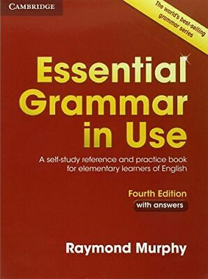 Essential Grammar In Use With Answers Murphy  Raymond