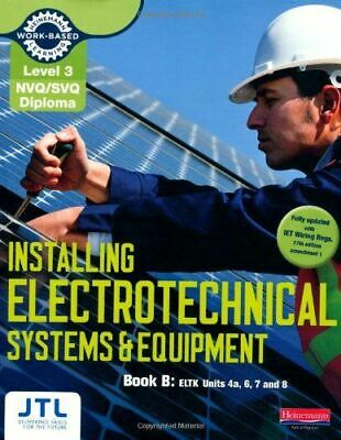 Level 3 Nvq/svq Diploma Installing Electrotechnical Systems And Equipment Candid