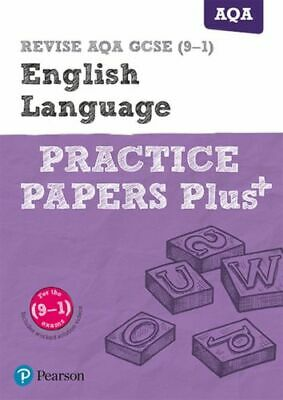 Revise Aqa Gcse (9-1) English Language Practice Papers Plus