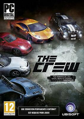 The Crew (PC, 2014, Nur der Uplay Key Download Code) Keine DVD, No CD