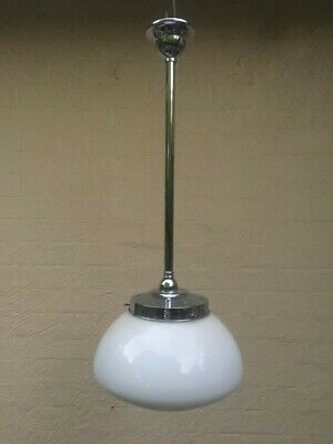 Art Deco Pendant Light Fitting