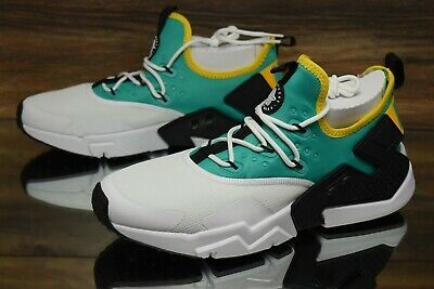 6f0501c1759a Nike Air Huarache Drift Emerald White AH7334-301 Men s Shoes Multi Size NEW