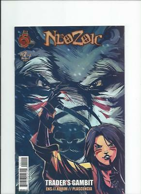 Red 5 Comics Neozoic Traders Gambit 2 NM-/M 2013