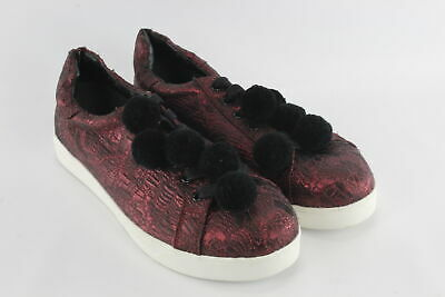 8a62597a6947 Circus by Sam Edelman Carmela Multi Brocade Fabric Sneakers Shoes Size 10WW  NEW