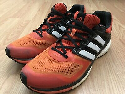 45be85dae Adidas Supernova Glide 6 Men s Shoes Size 11 Orange White Boost Running  M17426